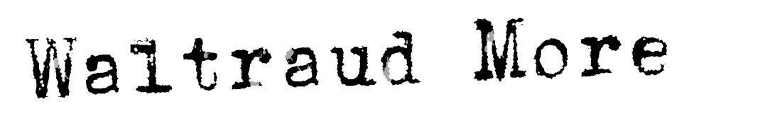 Waltraud More | KSV | Kärntner Schriftsteller*innen Verband
