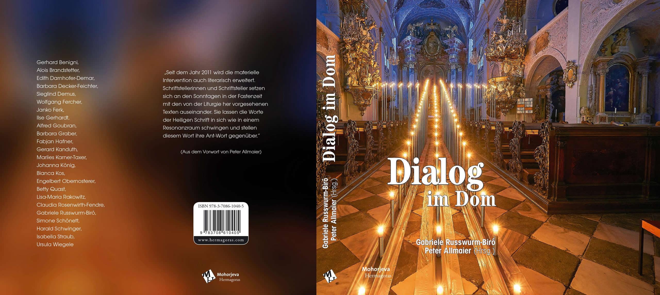 Dialog im Dom | Herausgegeben von Gabriele Russwurm-Biro u. Peter Allmaier | Hermagoras 2019