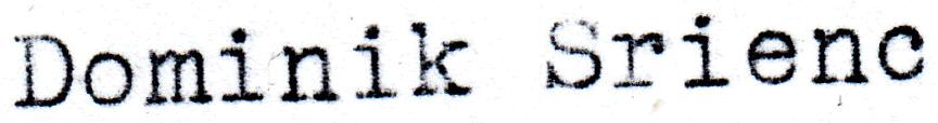 Dominik Srienc | KSV | Kärntner Schriftsteller*innen Verband