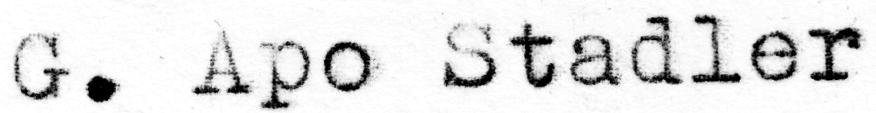G. Apo Stadler | KSV | Kärntner Schriftsteller°innen Verband