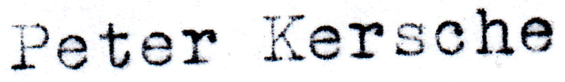 Peter Kersche | KSV | Kärntner Schriftsteller*innen Verband