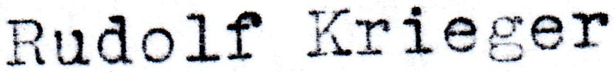Rudolf Krieger | KSV | Kärntner Schriftsteller*innen Verband