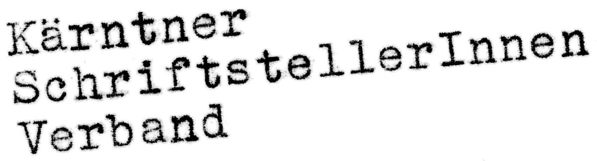 Kärntner SchrifstellerInnen Verband | Seitentitel